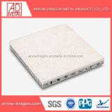 Granit insonorisées isolation thermique des panneaux en aluminium de placage de pierre Honeycomb pour extérieur intérieur Revêtement mural