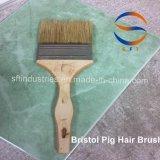 Bristol-Schwein-Haar-Pinsel für Laminat des Faser-Glas-FRP