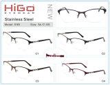 Slechts de Voorraad Italiaanse Eyewear van de Frames van de Bril van de Oogglazen van het metaal