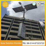 安く8m 9m 10mポーランド人の駐車場の照明のための太陽街灯