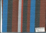 De broodjes van de Bevloering van de Kleur Streep Geweven Vinyl