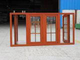 금속 Windows 열 틈 알루미늄 합금 여닫이 창 Windows