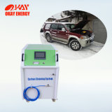 CCS2000 220V Car Care Hho Generator Car Hydrogen Engine Carbon Cleaning Machine