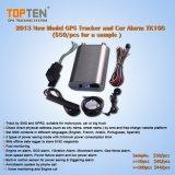 GPS Car/Veículo Tracker suporta TCP/UDP, alarme de porta TK108-Ju