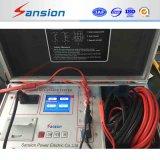 Sistema de pruebas de potencia DC Probador de resistencia del bobinado