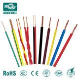 300/500V cavo elettrico del collegare isolato PVC BV/BVV/RV/Rvv/Rvs