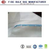Saco de sacos grandes de malha ventilada para lenha