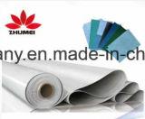 Waterdichte Membraan Polyvinyl van het Chloride van de Rivier van het Meer van het Dak van de Structuur van het staal het Kunstmatige (pvc)