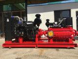 На заводе питания дизельного двигателя Многоступенчатый центробежный пожарный насос