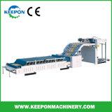 골판지 장 종이 (STM-1300/1450/1600)를 위한 반 또는 가득 차있는 자동적인 플루트 Laminator 기계