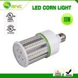 LED 15W Gen3 de 360 grados de la luz de maíz sin ventilador interior