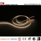 SMD5050 23W de protección IP68 de temperatura de color ajustable TIRA DE LEDS