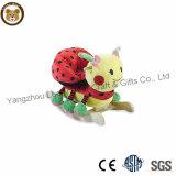 Hotsale шикарные малыша раскачивая животных Ladybug крышке головки блока цилиндров