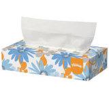 호텔 소형 입방체 상자 마스크 종이를 위한 연약한 고급 화장지