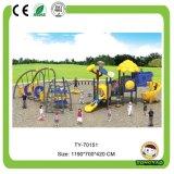 Equipamento ao ar livre do campo de jogos da corrediça plástica quente da venda para as crianças (TY-70151)