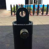 Cilindro hidráulico de vaciado del telescopio resistente del carro con alta calidad