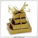 Offre des remises sur volume pour le pliage des bijoux boîtes cadeaux