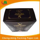Caixa de papel Kraft Natural Reciclado Eco Friendly para embalagem de vestuário
