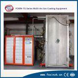 Machine d'enduit d'ion d'or de vide de traitement de porte de matériel d'acier inoxydable