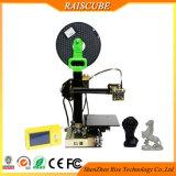 Rasicube SGS 세륨을%s 고정확도 150*150*100mm 소형 Portable DIY 2 바탕 화면 3 D 인쇄 기계