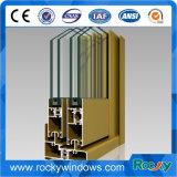 Rocky puertas y ventanas de aluminio perfil de marco para Nigeria