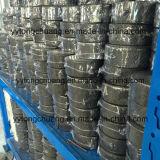 50 футов валика Racing Exhasut черного цвета из стекловолокна трубопровода жатки Оберните ленту