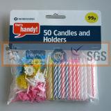 Besonders Erzeugnis-Spirale-geformte Kerze