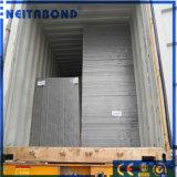 Finition en aluminium PVDF panneau composite pour le revêtement en plastique