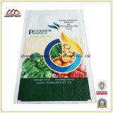 Saco de tecido de BOPP para sugar o cimento de Fertilizante de arroz