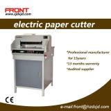 Machine de découpe en papier électrique de petite taille avec 460 mm (Fn-4605R)