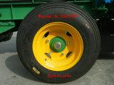 Type traîné écarteur d'engrais avec l'écarteur rotatoire de deux disques à vendre