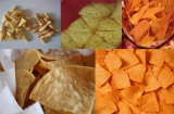 Global populaire applicables les croustilles tortilla chips/Bugle Making Machine fabricant