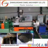 Cable de PVC de doble husillo Extruderpelletizing paralelo de plástico de la máquina Línea de producción Granulator