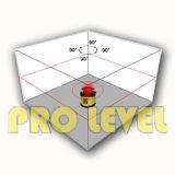 اقتصاديّة دقيقة دوّارة ليزر مستوى ([سر-205])
