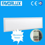 Commercial Indoor Daylight 40W 295*1195 Microwave Sensor LED Panel Uses
