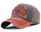 Bordados em 3D de moda de Beisebol Vintage Sport Cap