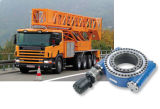Шестерни глиста 9 дюймов используемых для тележки вытягивают шею машинное оборудование конструкции