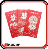 2017 Envelopes de bolso vermelho para o ano novo