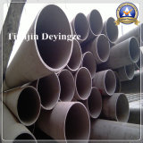 Tubo redondo de aço inoxidável (304L)
