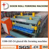 A telha vitrificada alta qualidade de Dx lamina a formação da máquina