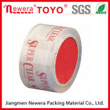 Superanhaftendes Verpackungs-acrylsauerband des raum-BOPP