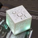 Cube Magic LED de alto-falante, altifalante de cubos do Bluetooth