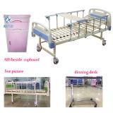 Funktions-manuelles Krankenhaus-Bett des Hersteller-Ausrüstungs-Handbuch-2