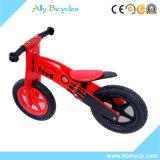Bicicleta das crianças da bicicleta do miúdo Running do bebê de madeira da bicicleta do balanço dos esportes