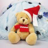 귀여운 3개의 색깔 장난감 곰 견면 벨벳 박제 동물 아이 연약한 장난감