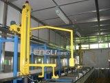 Riga di placcatura automatica della cremagliera dei componenti elettronici - riga di placcatura