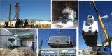 La chaudière à vapeur automatique de charbon de la grille à chaînes 6000kg 6ton 6t, charbon de chaudière à vapeur allumé, chaudière de charbon, charbon a allumé la chaudière