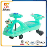 2016 Chine Top Sale Music Plastic Swing Car