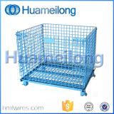 Stapelbarer logistischer Stahllager-Rahmen