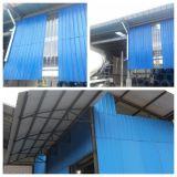 Feuille anti-corrosive de toiture de PVC
